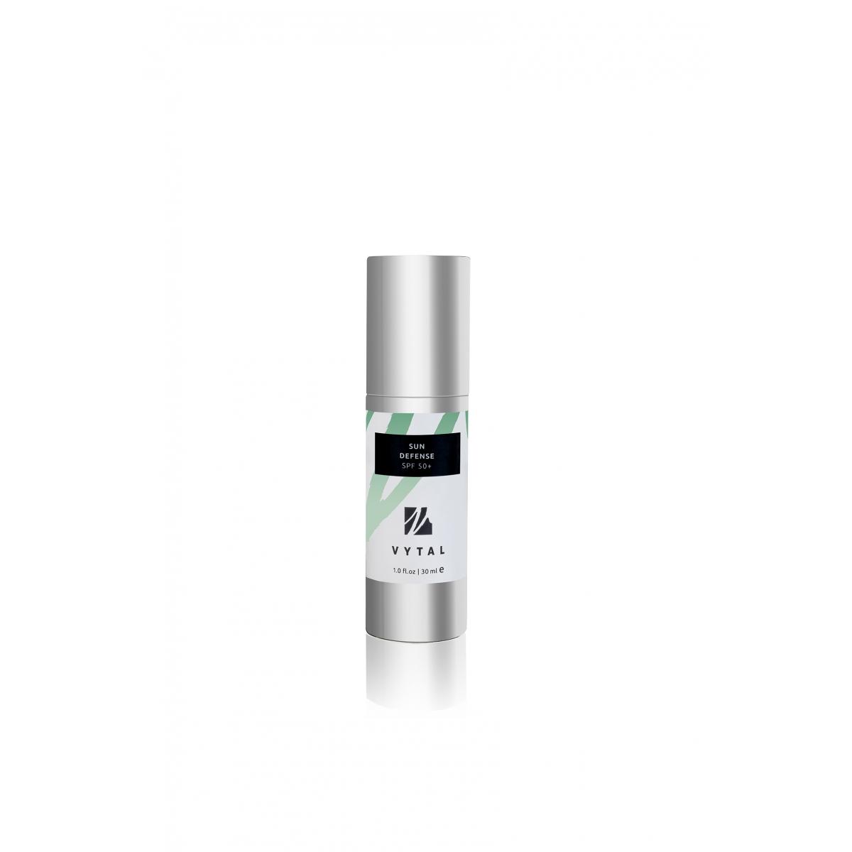 SOIN DU VISAGE - CREME PROTECTION SOLAIRE VYTAL SKIN UV50+ (30 ml)