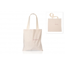 VETEMENTS -  - TOTE BAG MAUD ECRU (SERIE LIMITEE)