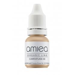 ORGANIC LINE (10ml) -  - PIGMENT CAMOUFLAGE 40 ORGANICLINE AMIEA (10 ml)
