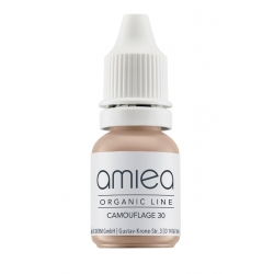 Organicline (10 ml) -  - PIGMENTS AMIEA ORGANICLINE CAMOUFLAGE 30, Flacon 10 ml