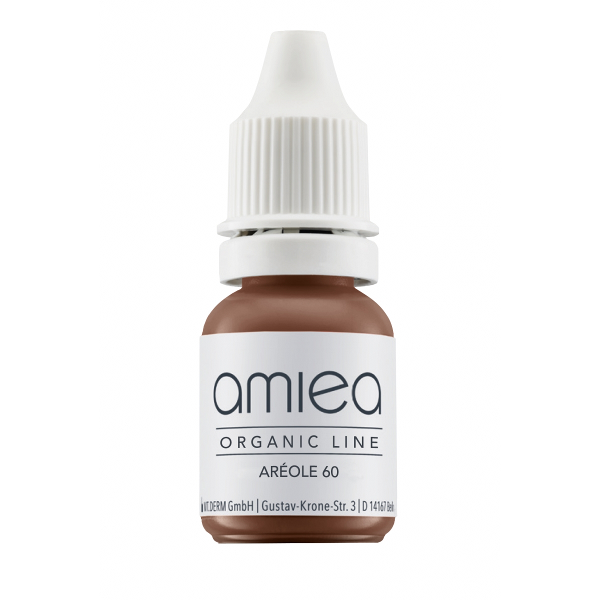 Organicline (10 ml) - PIGMENTS AMIEA ORGANICLINE AREOLES 60, Flacon 10 ml