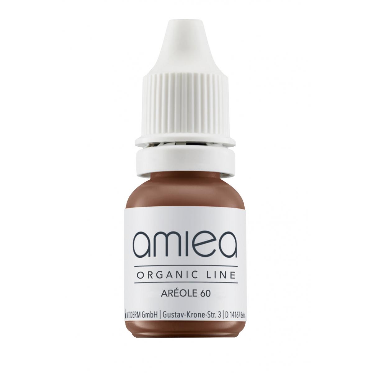 ORGANIC LINE (10ml) - PIGMENT AREOLES 60 ORGANICLINE AMIEA (10 ml)