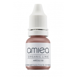 ORGANIC LINE (10ml) -  - PIGMENT AREOLES 50 ORGANICLINE AMIEA (10 ml)