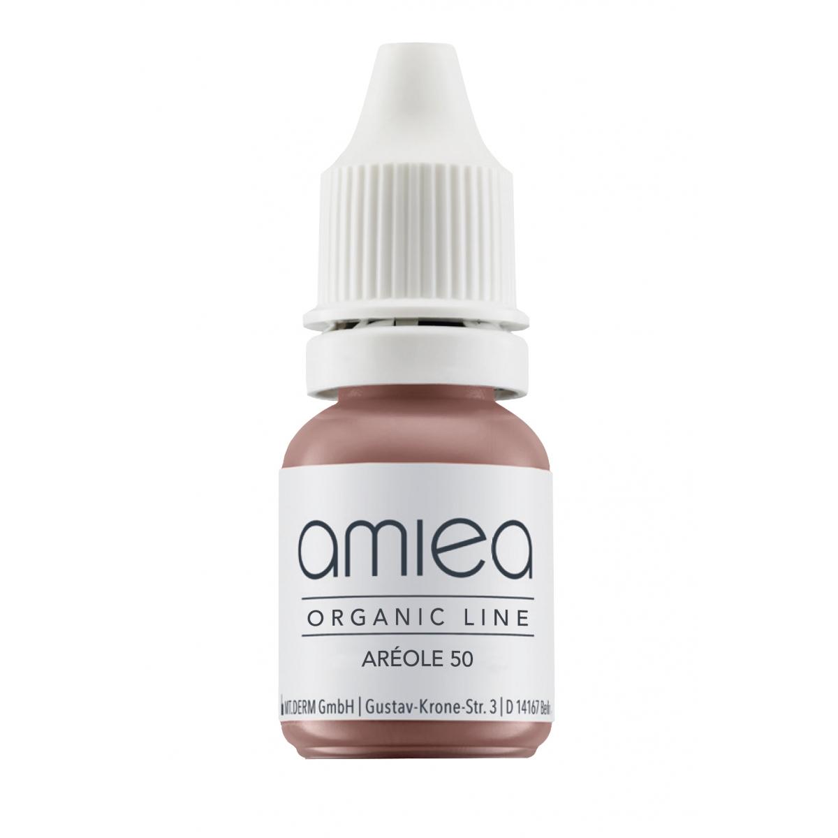 ORGANIC LINE (10ml) - PIGMENT AREOLES 50 ORGANICLINE AMIEA (10 ml)