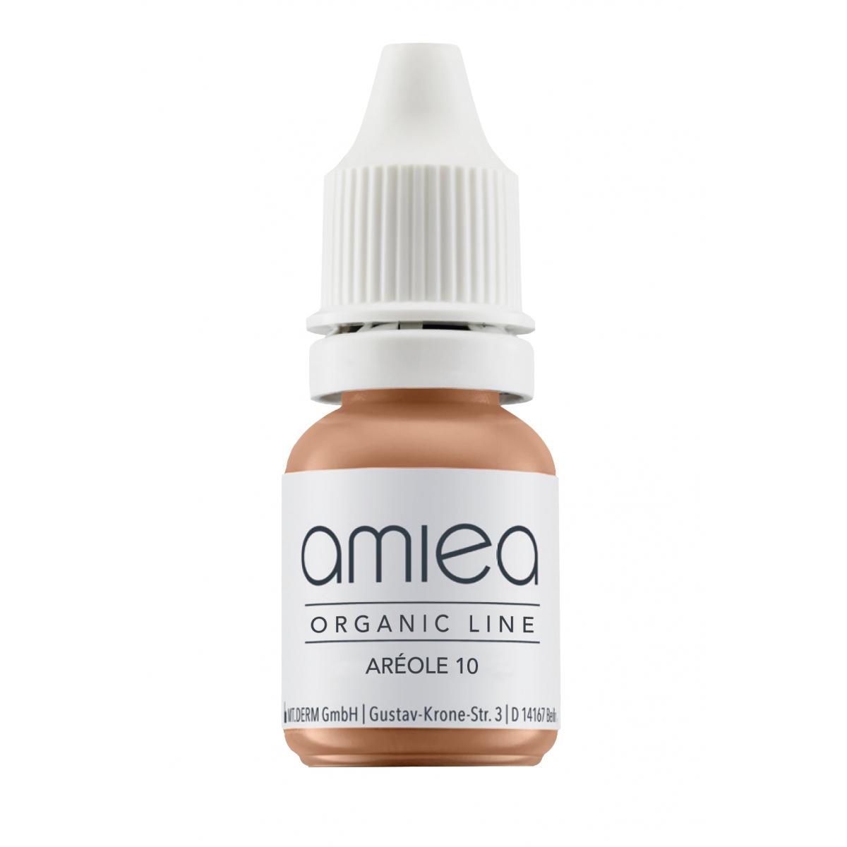 Organicline (10 ml) - PIGMENTS AMIEA ORGANICLINE AREOLES 10, Flacon 10 ml