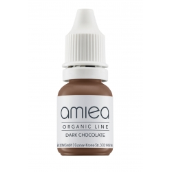 ORGANIC LINE (10ml) -  - PIGMENT DARK CHOCOLATE ORGANICLINE AMIEA (10 ml)