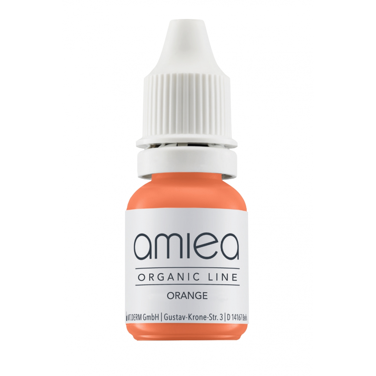 ORGANIC LINE (10ml) - PIGMENT CORRECTEUR ORANGE ORGANICLINE AMIEA (10 ml)
