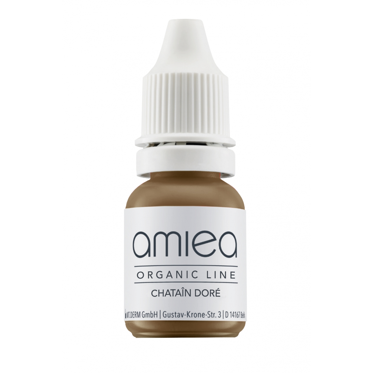 ORGANIC LINE (10ml) - PIGMENT CHATAIN DORE ORGANICLINE AMIEA (10 ml)