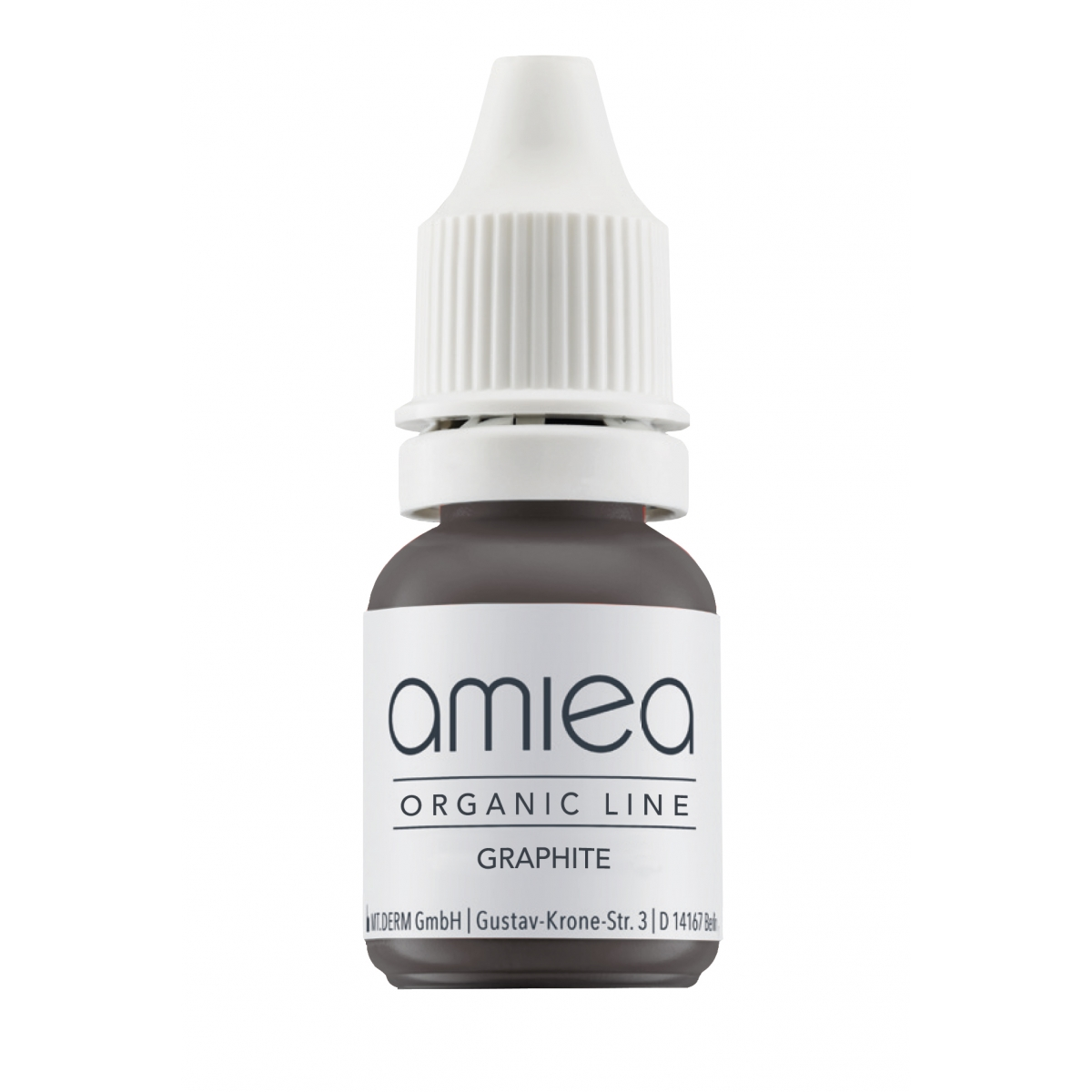 Organicline (10 ml) - PIGMENTS AMIEA ORGANICLINE GRAPHITE, Flacon 10 ml