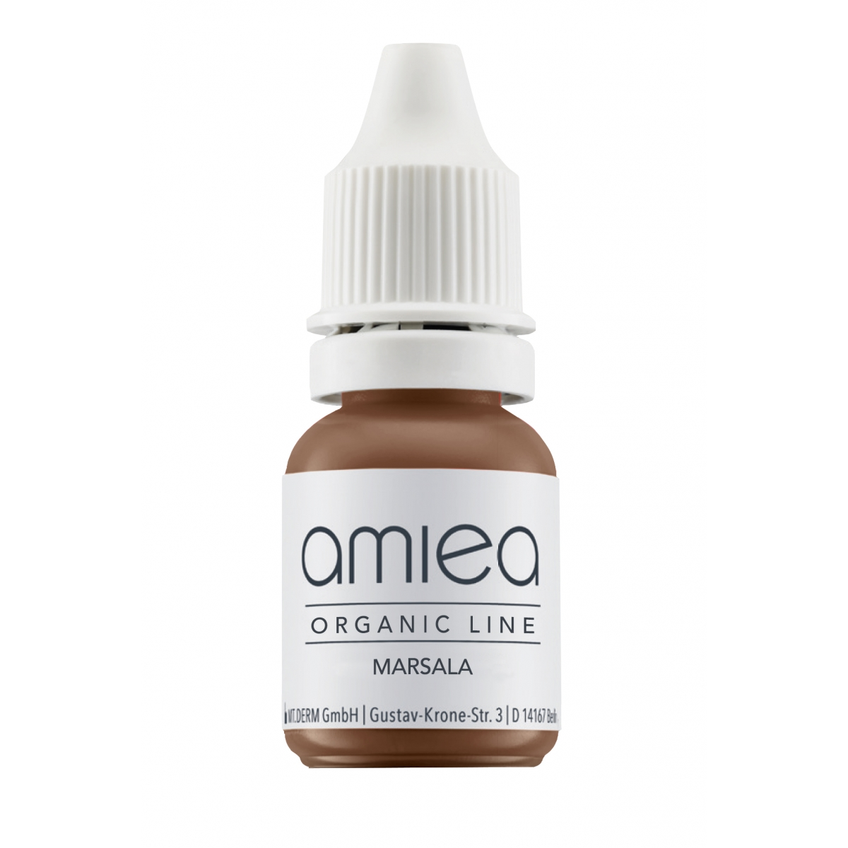 Organicline (10 ml) - PIGMENTS AMIEA ORGANICLINE MARSALA, Flacon 10 ml