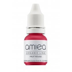 Organicline (10 ml) - PIGMENTS AMIEA ORGANICLINE FRUIT ROUGE, Flacon 10 ml