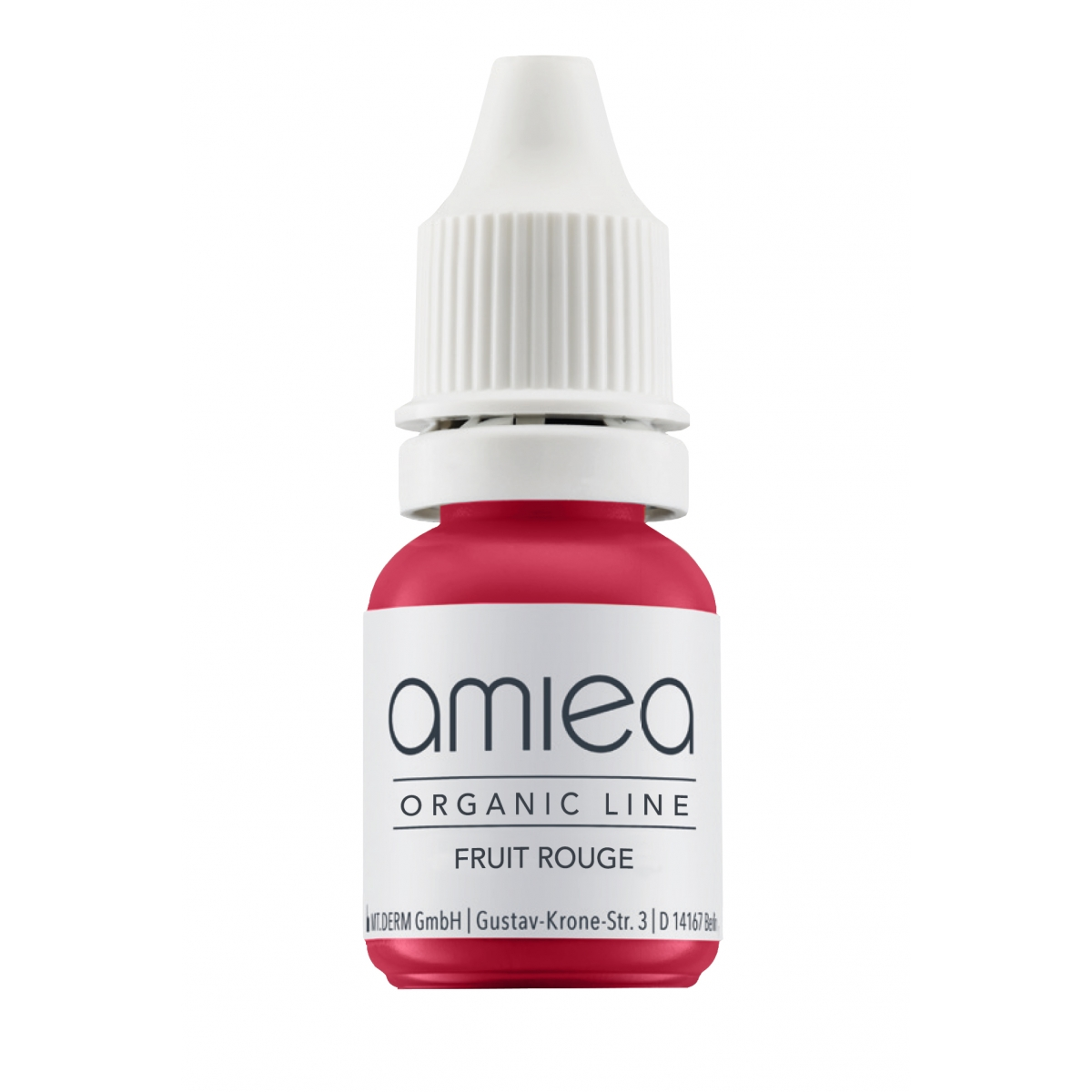 ORGANIC LINE (10ml) - PIGMENT FRUIT ROUGE ORGANICLINE AMIEA (10 ml)
