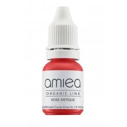 Organicline (10 ml) - PIGMENTS AMIEA ORGANICLINE ROSE ANTIQUE, Flacon 10 ml
