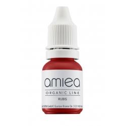 Organicline (10 ml) -  - PIGMENTS AMIEA ORGANICLINE RUBIS, Flacon 10 ml