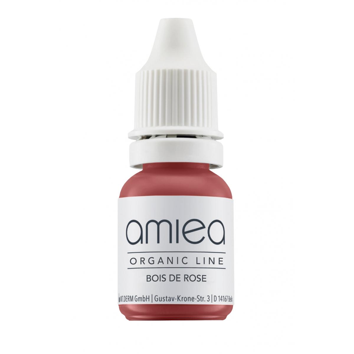 Organicline (10 ml) - PIGMENTS AMIEA ORGANICLINE BOIS DE ROSE, Flacon 10 ml