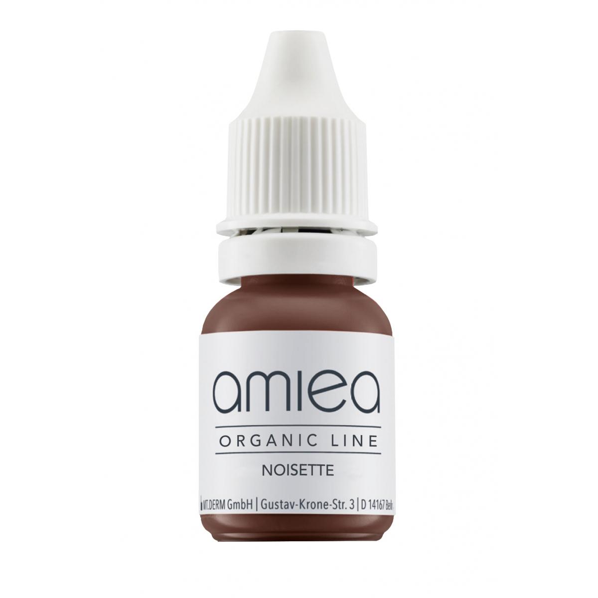 Organicline (10 ml) - PIGMENTS AMIEA ORGANICLINE NOISETTE, Flacon 10 ml