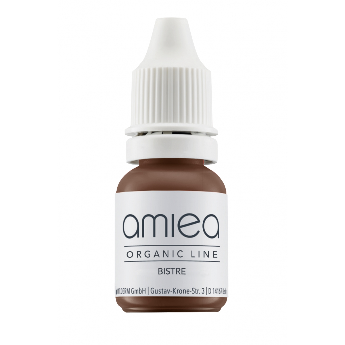 ORGANIC LINE (10ml) - PIGMENT BISTRE ORGANICLINE AMIEA (10 ml)