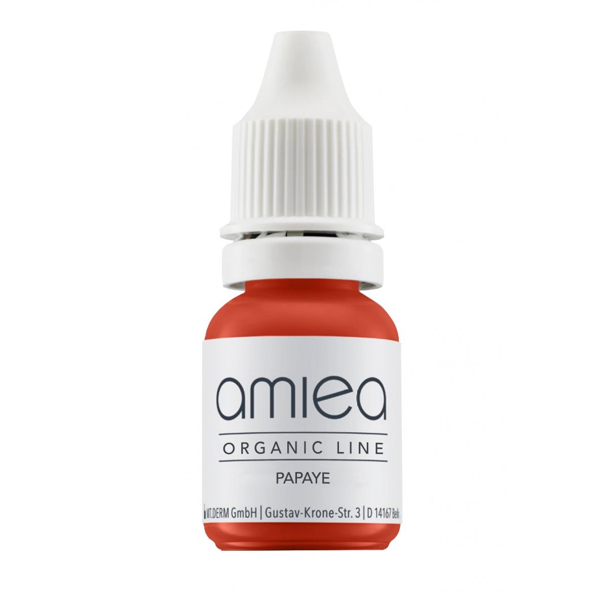 ORGANIC LINE (10ml) - PIGMENT PAPAYE ORGANICLINE AMIEA (10 ml)