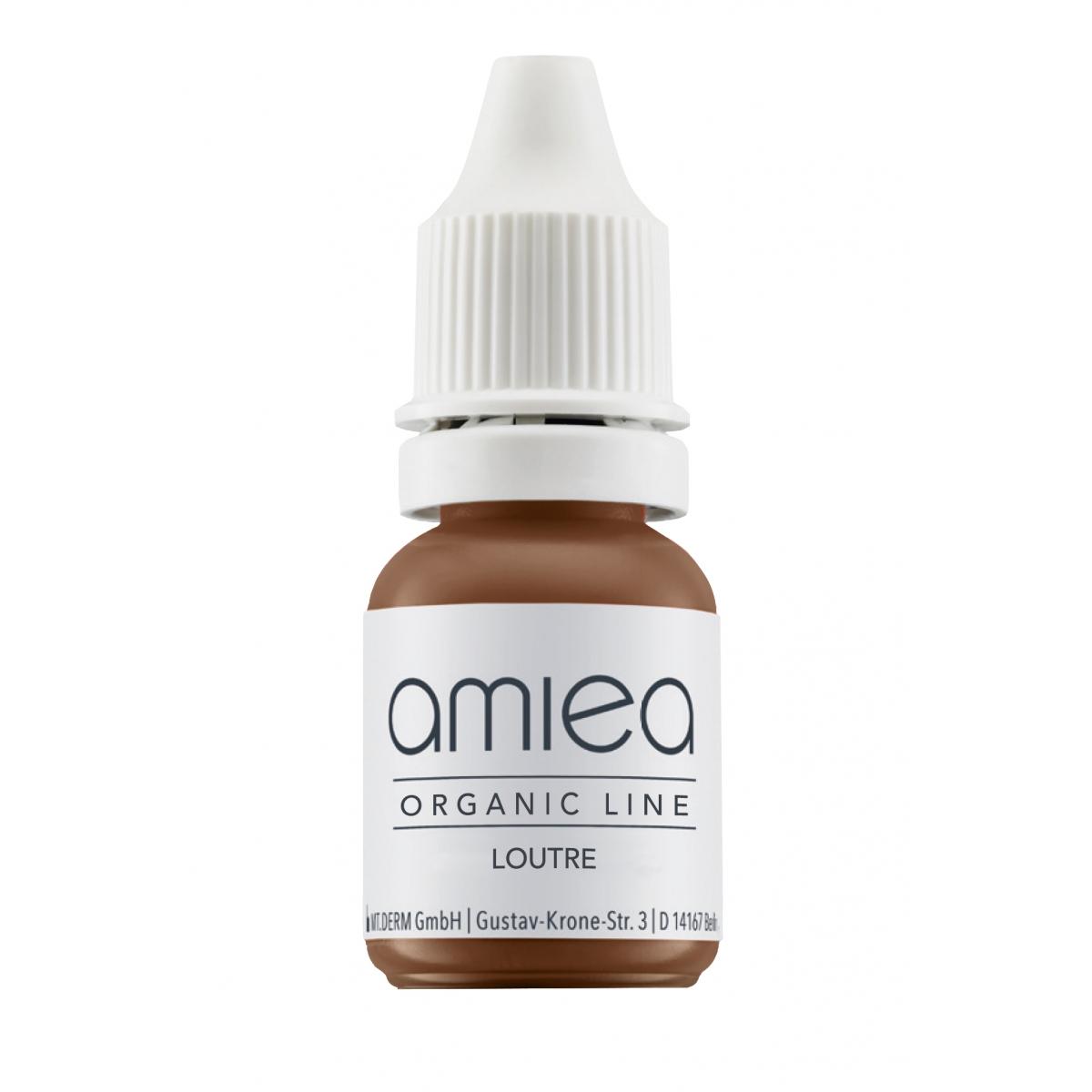 ORGANIC LINE (10ml) - PIGMENT LOUTRE ORGANICLINE AMIEA (10 ml)