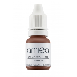Organicline (10 ml) -  - PIGMENTS AMIEA ORGANICLINE MARRON, Flacon 10 ml
