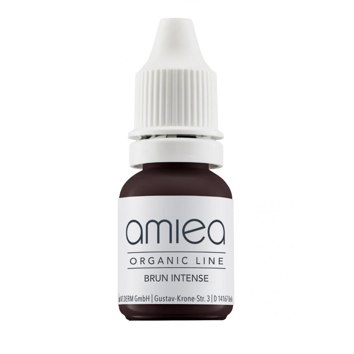 ORGANIC LINE (10ml) - PIGMENT BRUN INTENSE ORGANICLINE AMIEA (10 ml)