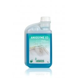 HYGIENE - DETERGENT PRE DESINFECTANT ANIOSYME X3 ANIOS (1 L)