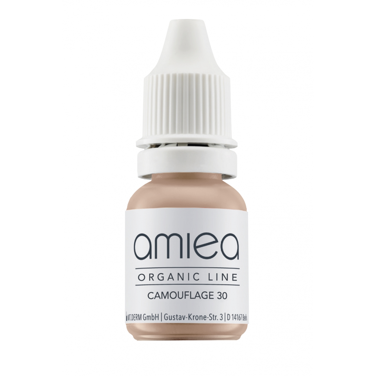 Organicline (5 ml)  - PIGMENTS AMIEA ORGANICLINE CAMOUFLAGE 30, Flacon 5 ml