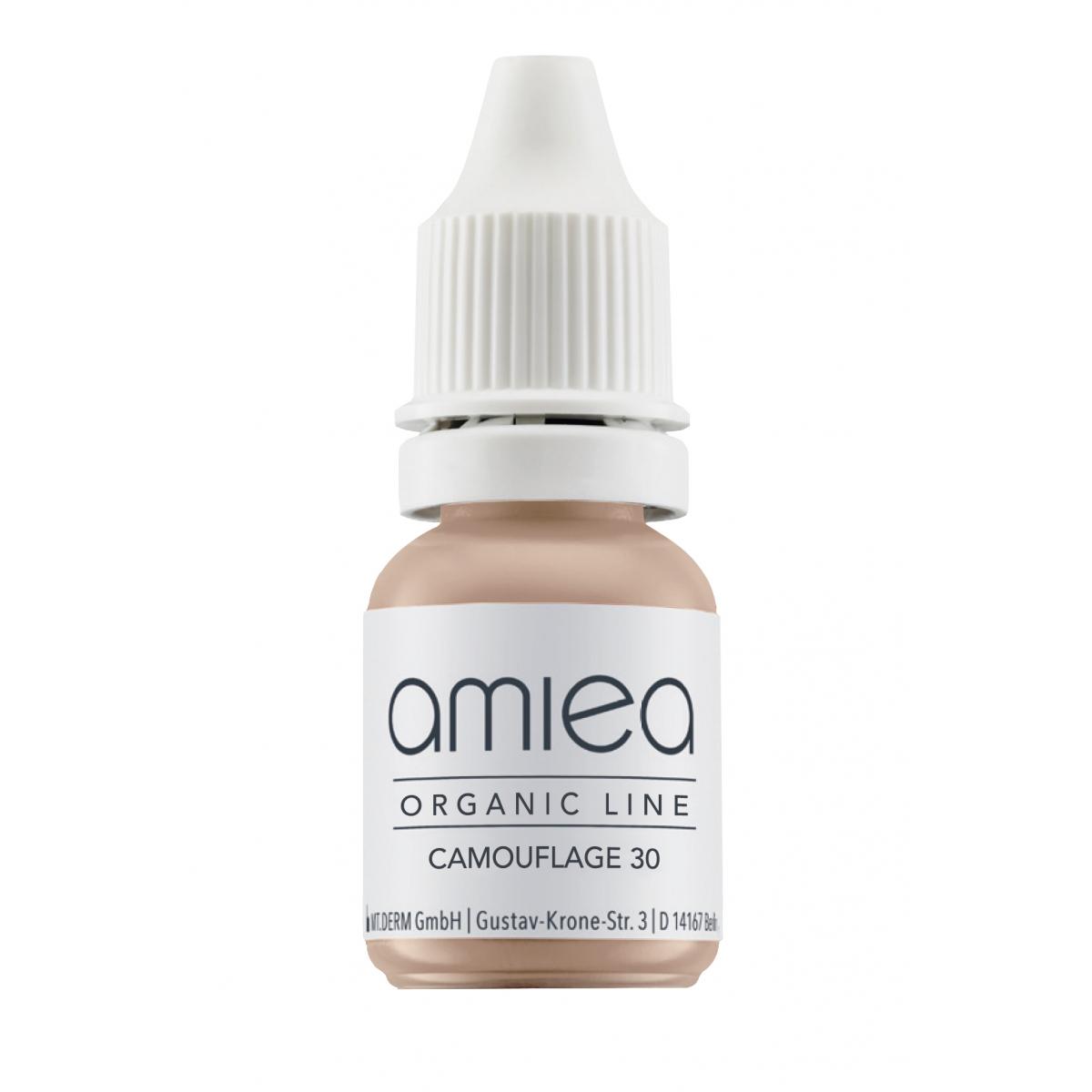 ORGANIC LINE (5ml)  - PIGMENT CAMOUFLAGE 30 ORGANICLINE AMIEA (5 ml)