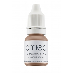 Organicline (5 ml)  -  - PIGMENTS AMIEA ORGANICLINE CAMOUFLAGE 20, Flacon 5 ml