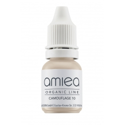 Organicline (5 ml)  -  - PIGMENTS AMIEA ORGANICLINE CAMOUFLAGE 10, Flacon 5 ml