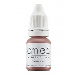 ORGANIC LINE (5ml)  -  - PIGMENT AREOLES 50 ORGANICLINE AMIEA (5 ml)