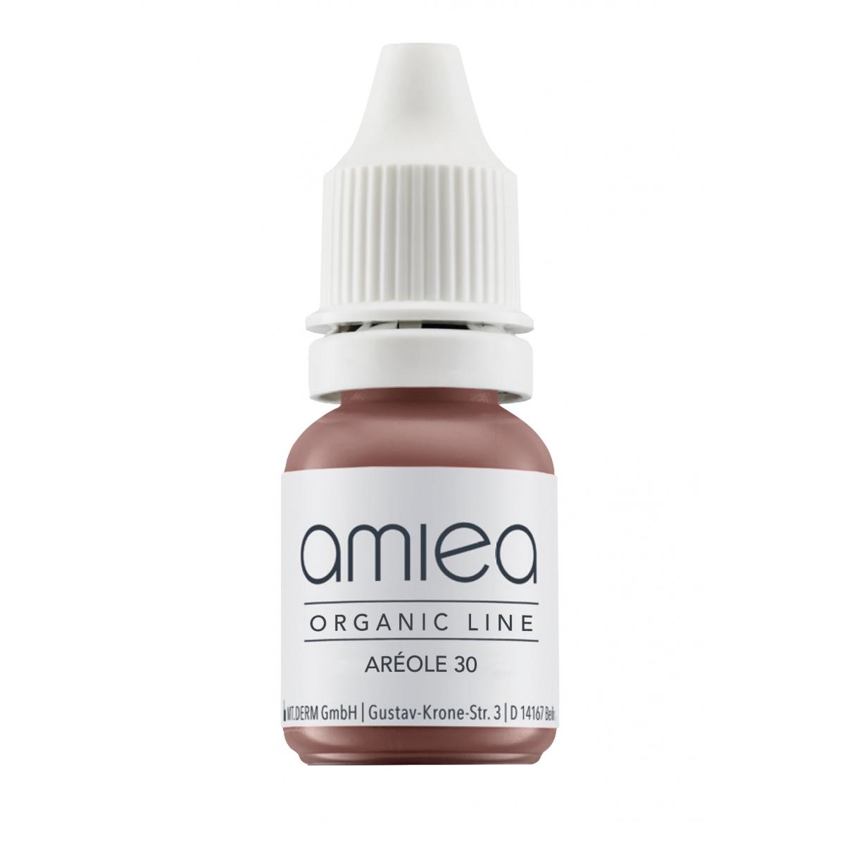 Organicline (5 ml)  - PIGMENTS AMIEA ORGANICLINE AREOLES 30, Flacon 5 ml