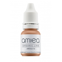 Organicline (5 ml)  - PIGMENTS AMIEA ORGANICLINE AREOLES 10, Flacon 5 ml