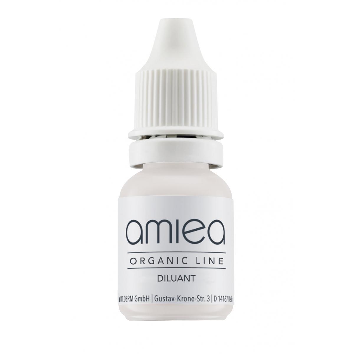 Organicline (5 ml)  - PIGMENTS AMIEA ORGANICLINE DILUANT, Flacon 5 ml