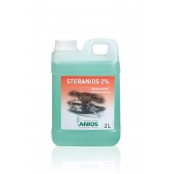 HYGIENE -  - DESINFECTANT A FROID STERANIOS 2% ANIOS (2 L)