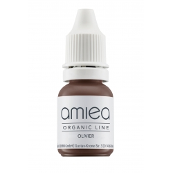 Organicline (5 ml)  -  - PIGMENTS AMIEA ORGANICLINE OLIVIER, Flacon 5 ml