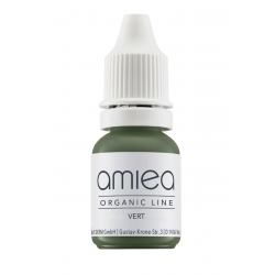 Organicline (5 ml)  -  - PIGMENTS AMIEA ORGANICLINE CORRECTEUR VERT, Flacon 5 ml