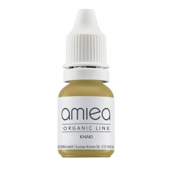 Organicline (5 ml)  -  - PIGMENTS AMIEA ORGANICLINE CORRECTEUR KHAKI, Flacon 5 ml
