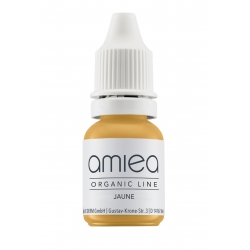Organicline (5 ml)  -  - PIGMENTS AMIEA ORGANICLINE CORRECTEUR JAUNE, Flacon 5 ml