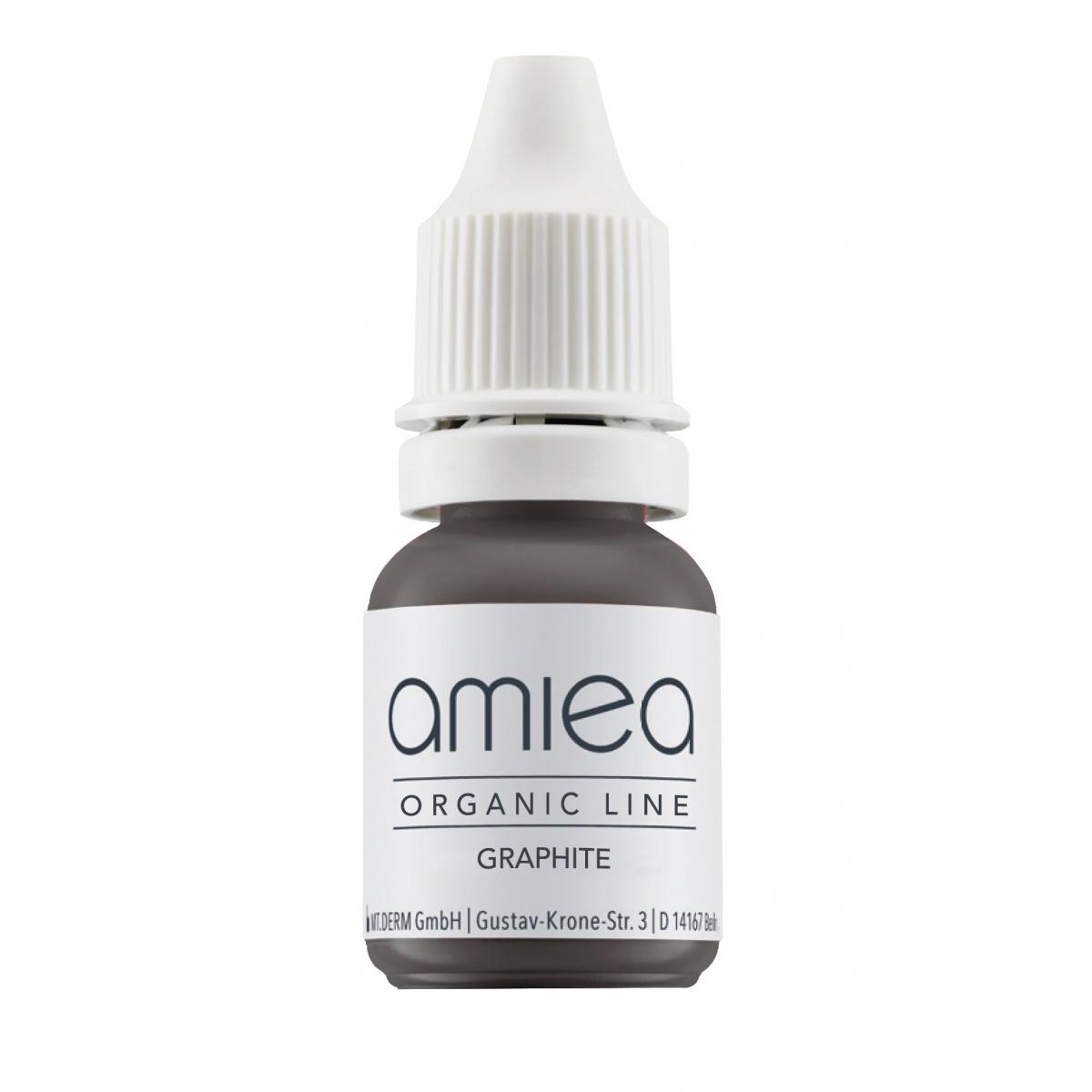 Organicline (5 ml)  - PIGMENTS AMIEA ORGANICLINE GRAPHITE, Flacon 5 ml