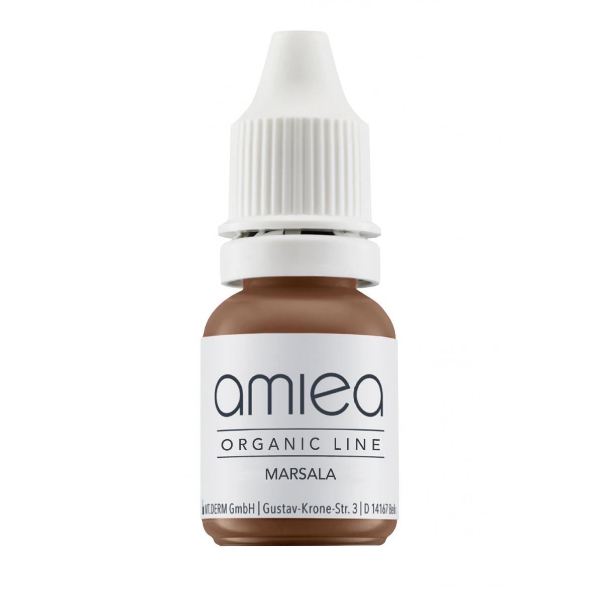 ORGANIC LINE (5ml)  - PIGMENT MARSALA ORGANICLINE AMIEA (5 ml)