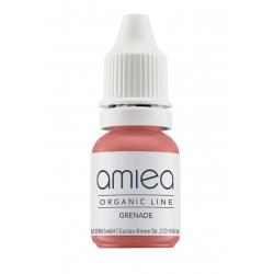 Organicline (5 ml)  - PIGMENTS AMIEA ORGANICLINE GRENADE, Flacon 5 ml
