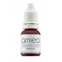 Organicline (5 ml)  - PIGMENTS AMIEA ORGANICLINE BORDEAUX, Flacon 5 ml