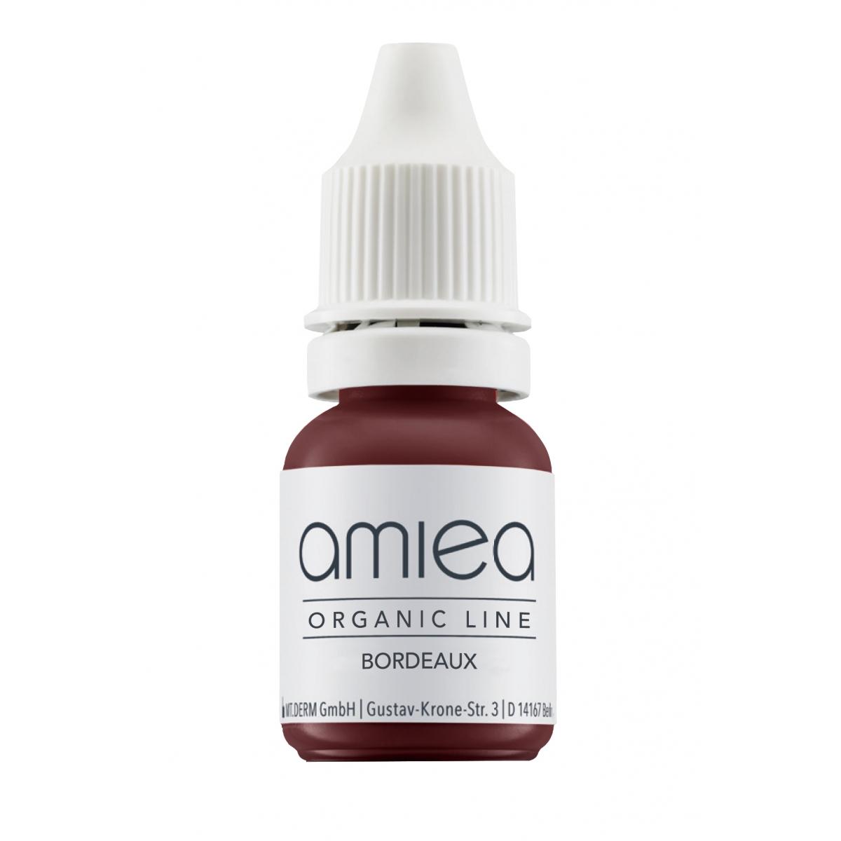 ORGANIC LINE (5ml)  - PIGMENT BORDEAUX ORGANICLINE AMIEA (5 ml)
