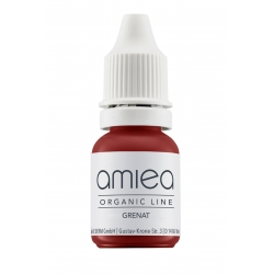 Organicline (5 ml)  - PIGMENTS AMIEA ORGANICLINE GRENAT, Flacon 5 ml