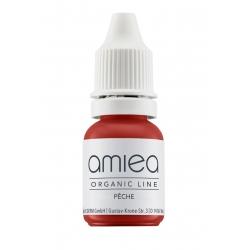 Organicline (5 ml)  - PIGMENTS AMIEA ORGANICLINE PECHE, Flacon 5 ml