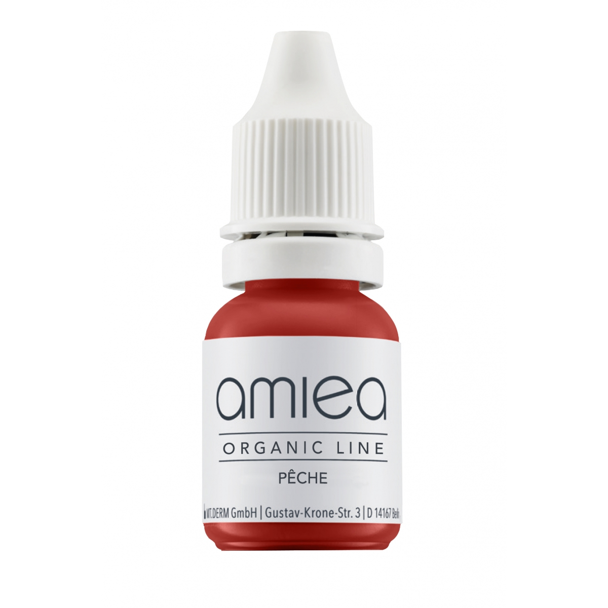 Organicline (5 ml)  - PIGMENTS AMIEA ORGANICLINE PECHE, Flacon 5 ml