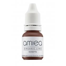 Organicline (5 ml)  - PIGMENTS AMIEA ORGANICLINE NOISETTE, Flacon 5 ml