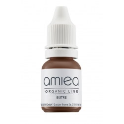 Organicline (5 ml)  - PIGMENTS AMIEA ORGANICLINE BISTRE, Flacon 5 ml