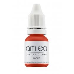 Organicline (5 ml)  - PIGMENTS AMIEA ORGANICLINE PAPAYE, Flacon 5 ml